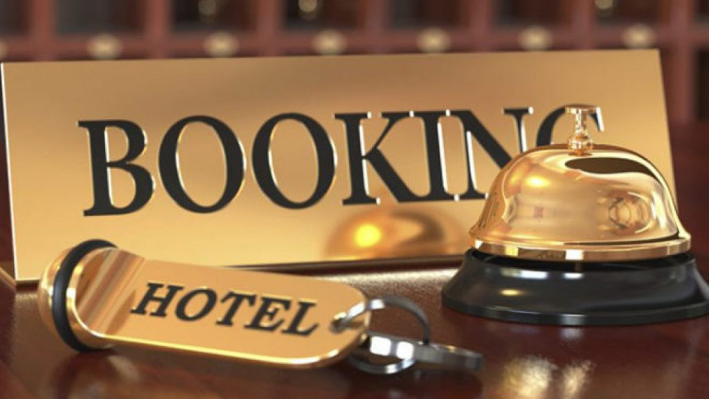 Hotal Room Booking