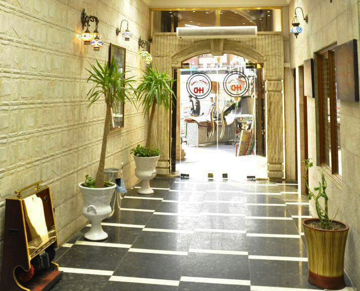 Al-Dehwi Hotel, Baghdad, Iraq